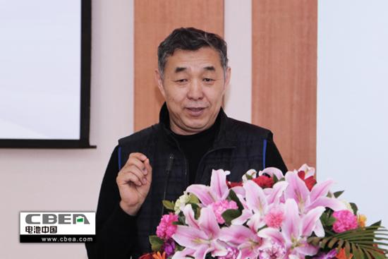 国家应对气候变化战略研究和国际合作中心原主任李俊峰.jpg