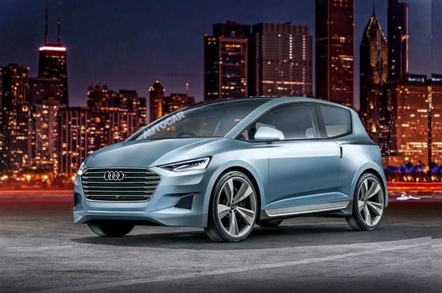 奥迪计划生产微型电动车 或2021年投产