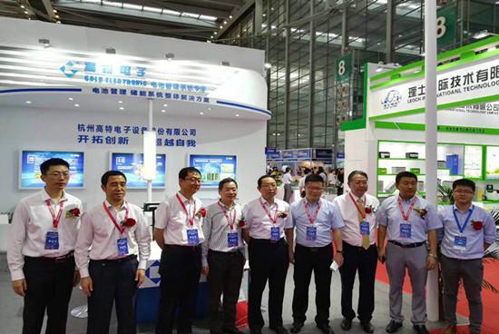第二届中国储能技术与应用展览会在深圳顺利召开