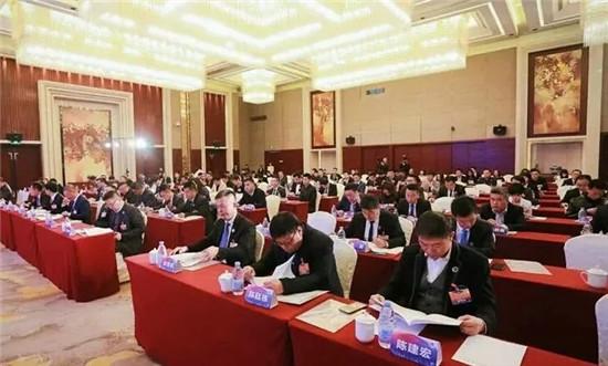 猛狮科技董事长陈乐伍当选汕头市青年企业家协会会长