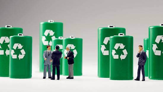 电池回收蓝海初现 行业巨头闻风而入g