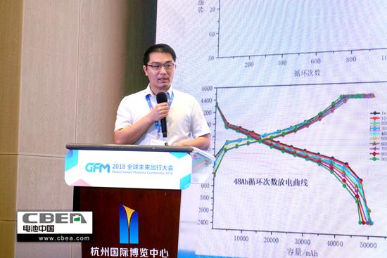 遨优动力代东举:关于富锂锰基电池的技术分享