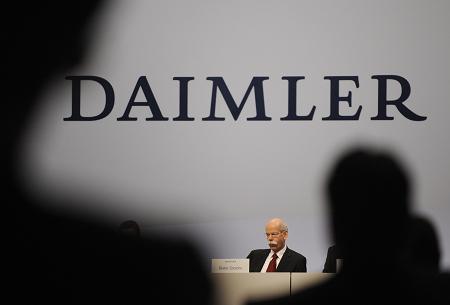 戴姆勒加快电池生产能力扩张 计划再建立6个电池工厂