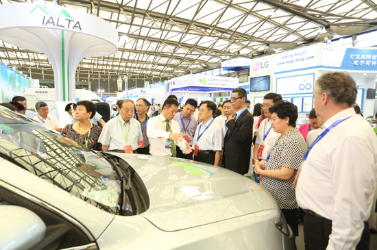 CNIBF2019第十一届上海锂电展将于8月举行