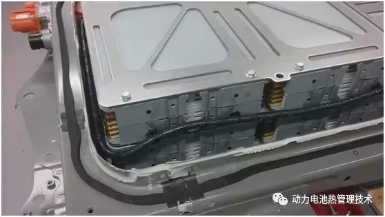 解密Nissan Leaf E-Plus电池包