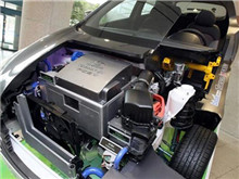 大同成为山西首座使用氢燃料电池公交车的城市
