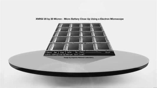 美国电池公司用硅晶片制作电池 续航提升280%