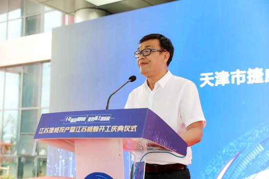 捷威动力董事长郭春泰:对软包动力电池发展前景信心十足