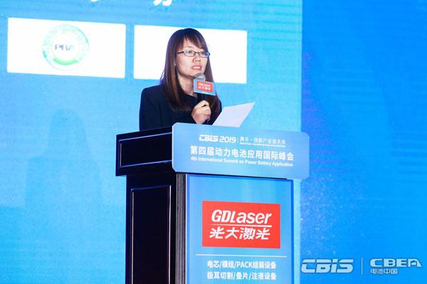 中國汽車技術研究中心有限公司動力kok體育app官網下載首席專家王芳主持會議