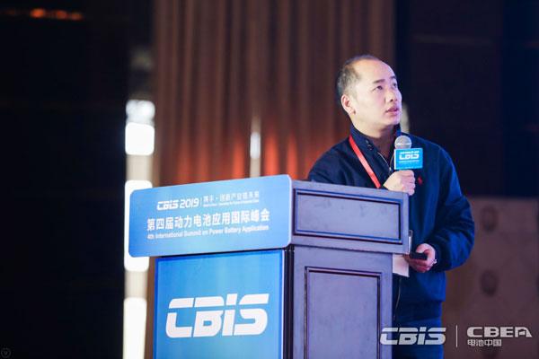 江淮秦李偉:建立從電芯到整車的五層級熱失控安全系統