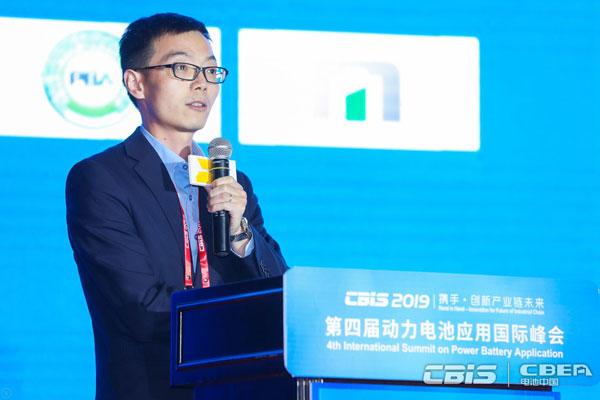 格林美李智專:kok體育app官網下載綠色處理模式構建全新價值鏈