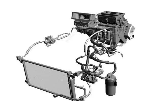 熱管理系統是怎樣保障電動車kok體育app官網下載正常運行的?