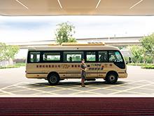 助力打造綠色國門 銀隆新能源商務車服務首都兩大機場