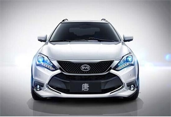 新能源汽车与电池的时代高清图片